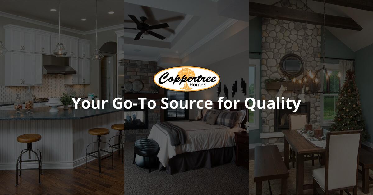 Custom Home Builder- Coppertree Homes