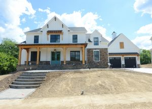 custom home builder in dublin by coppertree homes