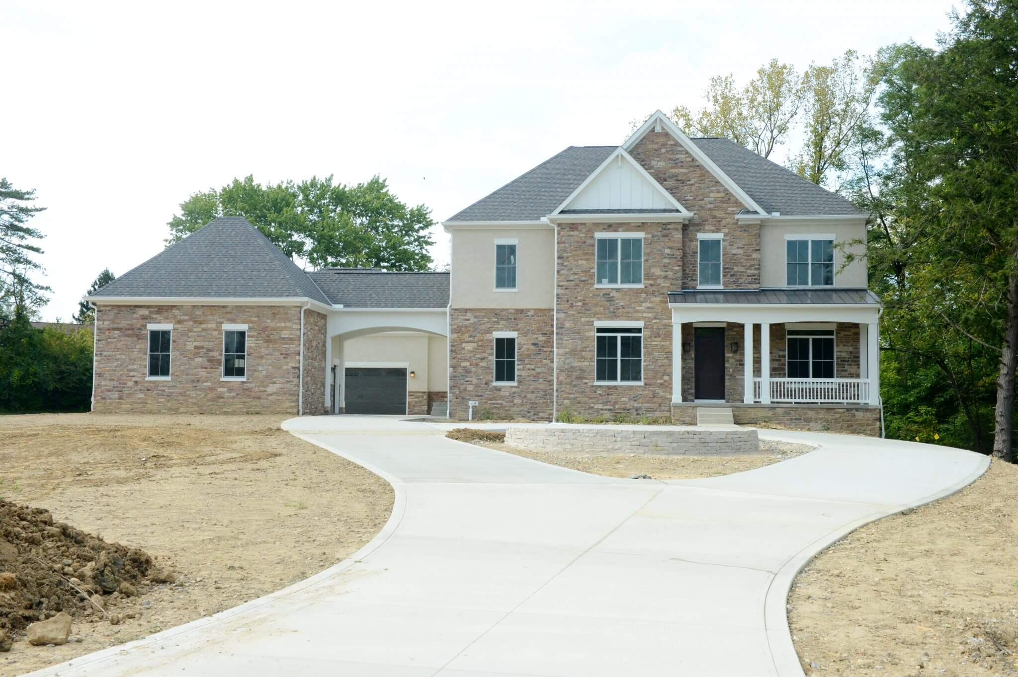 Custom Home Builder Powell - Powell at River Run