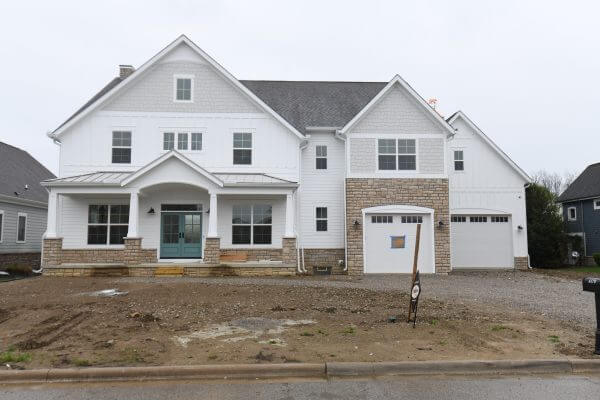 Custom Built Home By Coppertree Homes