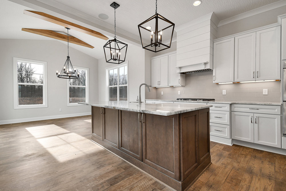 Kitchen coppertree homes builds custom built homes in central ohio 4