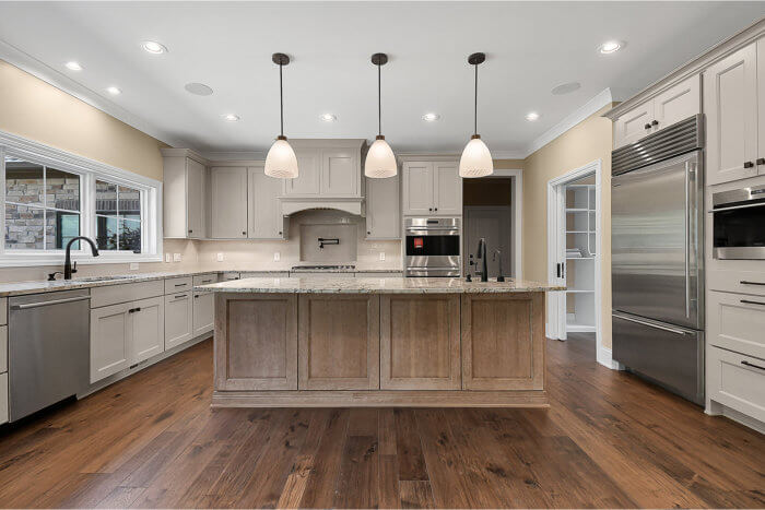 sprawling ranch custom home in dublin built by coppertree homes inside 4